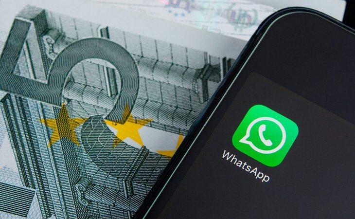 Pagar y hacer trasnferencias a través de WhatsApp será posible