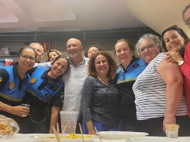 La jefa de la Policía de Tenerife organiza una fiesta en la sede central en pleno estado de alarma