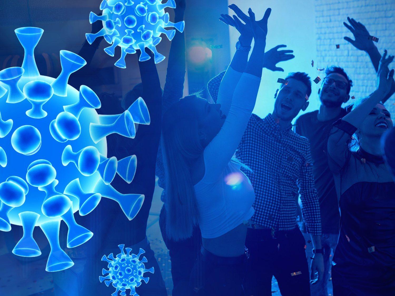 Fiestas de coronavirus: las autoridades alertan de quedadas para contagiarse e inmunizarse