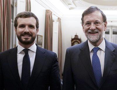 Rajoy envía un consejo al PP y a Pablo Casado tras la abstención en el estado de alarma