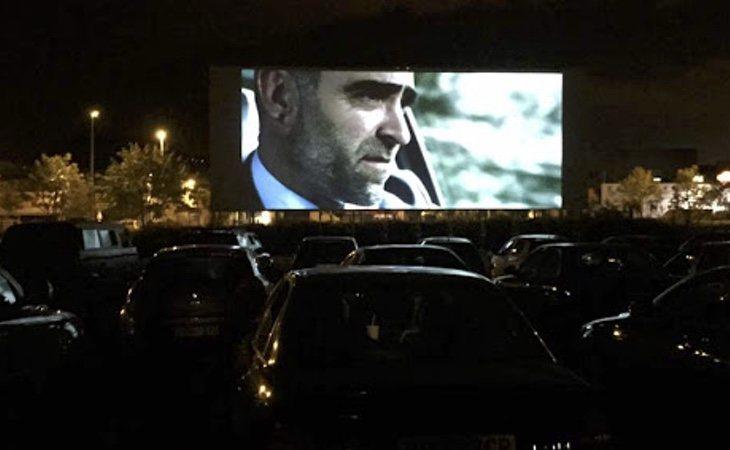 En País Vasco solo se cuenta con el conocido autocine Getxo