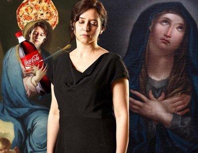 """Las redes estallan con la última portada de Ayuso en El Mundo: """"Parece 'La casa de Bernarda Alba'"""""""