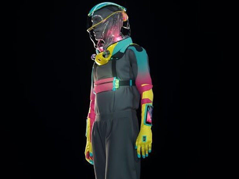 Micrashell: así es el traje que será imprescindible para tener sexo o salir de fiesta tras la desescalada