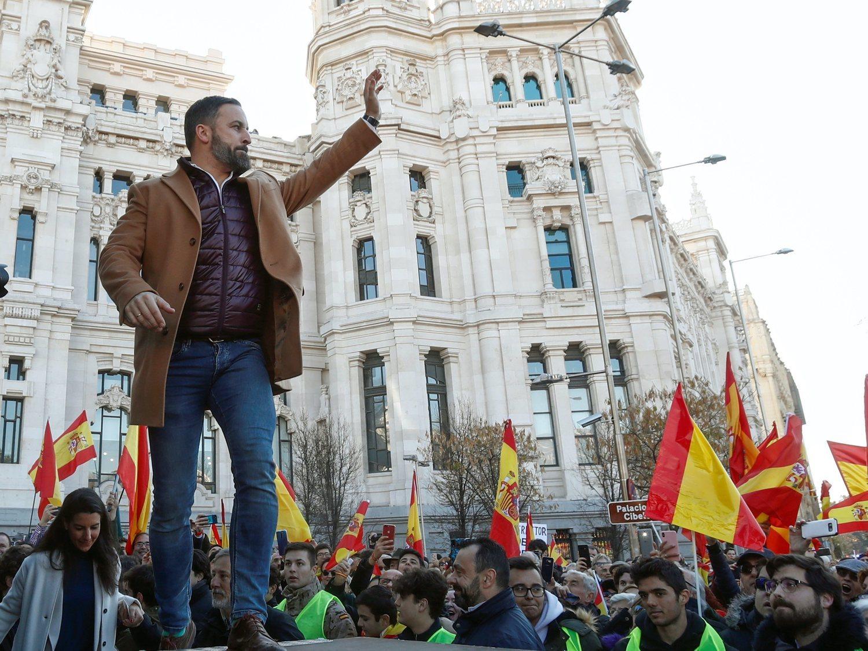 VOX convoca concentraciones masivas en toda España contra la gestión de la pandemia
