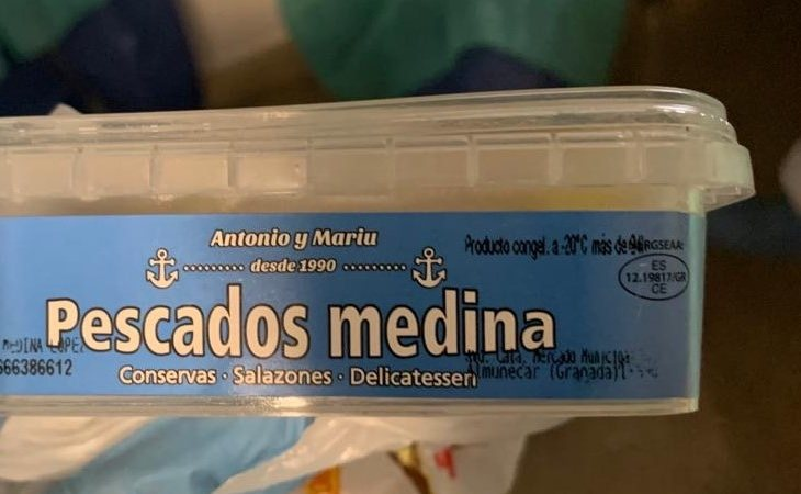 El producto señalado por Sanidad
