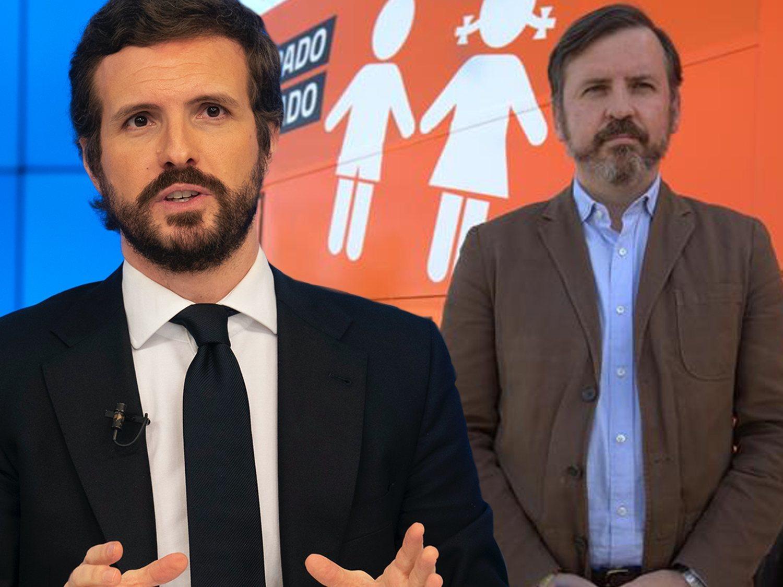 Los ultras de Hazte Oír presionaron al PP y Pablo Casado para votar contra el estado de alarma