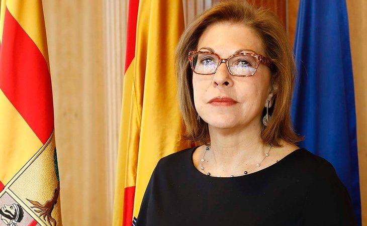 Pilar Ventura fue objeto de críticas por asegurar que la fabricación de EPIs caseras era un