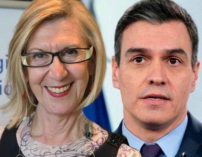 Rosa Díez dice que el Gobierno usa el coronavirus para hundir a los madrileños apelando a Venezuela
