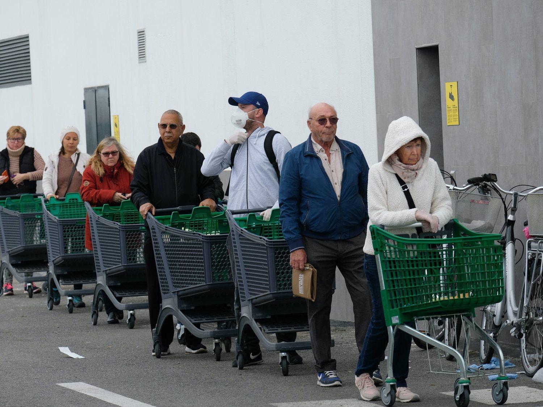 El INE desvela cuánto se han disparado los precios de los alimentos en los supermercados en abril