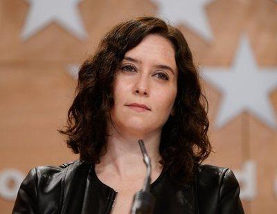 Isabel Díaz Ayuso y la política del espectáculo en mitad de la crisis del coronavirus