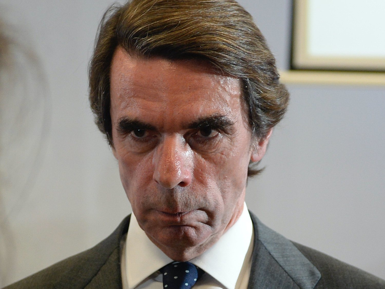 """Aznar dice que el Gobierno usa el virus para destruir España """"y construir una revolución"""""""