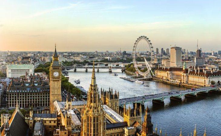 La casa que hay que cuidar se encuentra en Londres