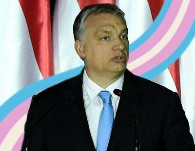 Hungría deja de reconocer a las personas trans prohibiendo que cambien legalmente su género