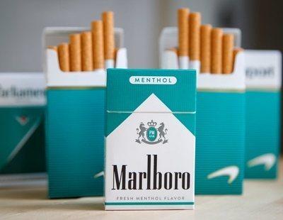 España prohíbe la venta de tabaco mentolado