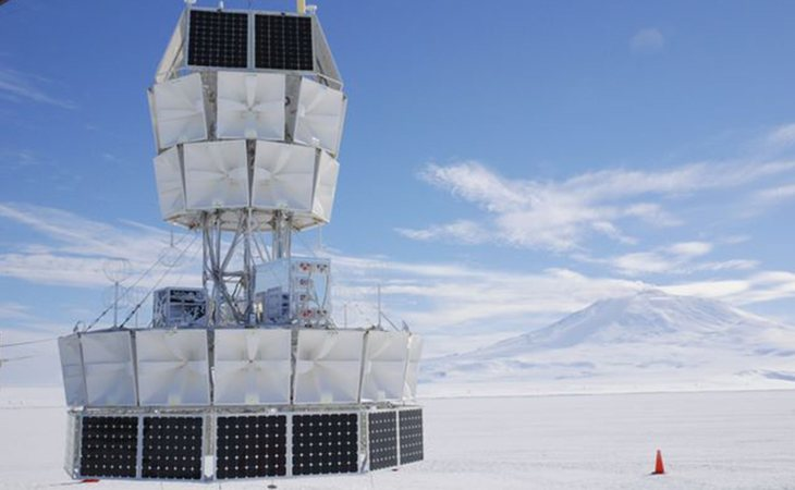 LaAntena Transitoria Impulsiva Antártica (ANITA) de la NASA