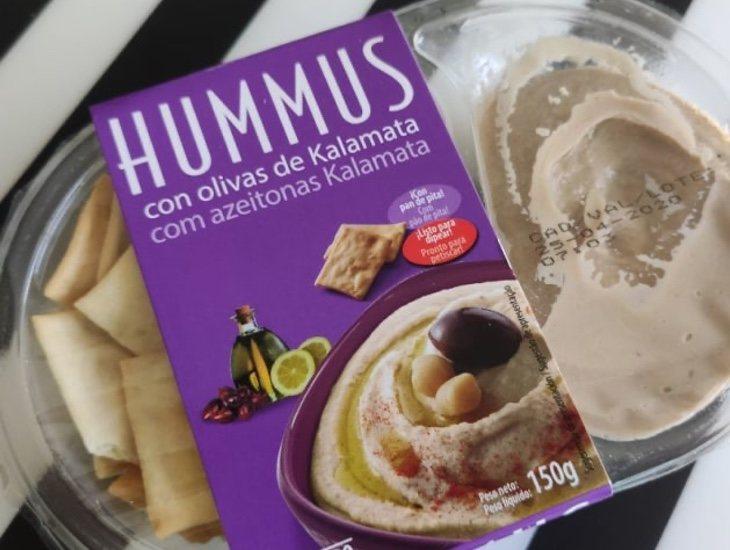 El hummus que ha retirado de la venta Mercadona