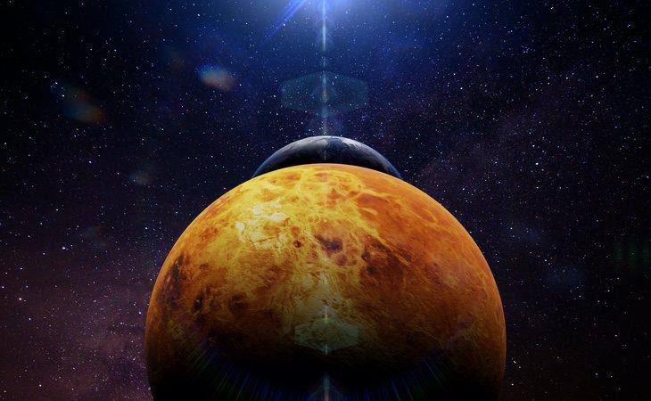 La Tierra vivió un proceso magmático similar, pero con un resultado muy distinto al de Venus