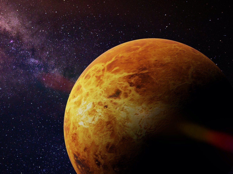 Venus pudo albergar océanos y vida hace 3.000 millones de años, según la NASA