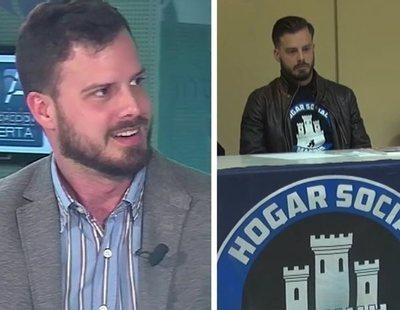 El impulsor de las caceroladas: un simpatizante de Hogar Social reconvertido en portavoz de Hazte Oír