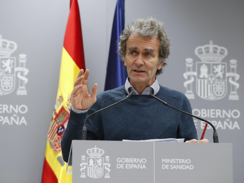 Presentan una querella contra Fernando Simón por homicidio imprudente