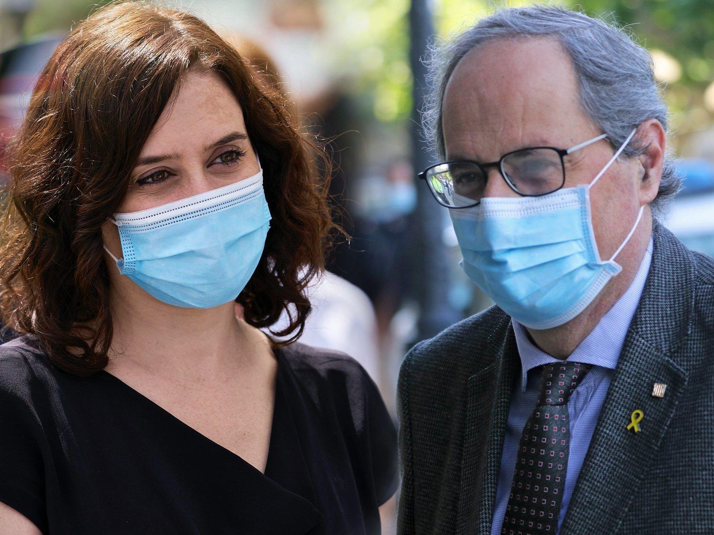 El misterio del repunte de muertes y contagios en Madrid y Cataluña tras avanzar de Fase