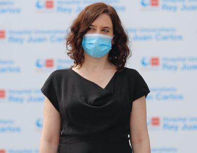 No, Ayuso no actuó antes en la pandemia del coronavirus: los errores que trata de ocultar