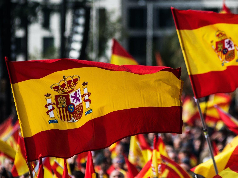 Un artista rediseña la bandera de España como icono de reivindicaciones sociales y arrasa en redes