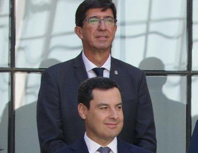 PP y Cs entregan la comisión de reconstrucción en Andalucía a VOX después de rechazarla