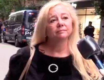 """La líder de las caceroladas del barrio de Salamanca: """"El Covid es mezcla de virus de murciélago y VIH"""""""