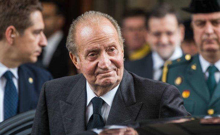 El rey Juan Carlos ha amasado una considerable fortuna a lo largo de su reinado