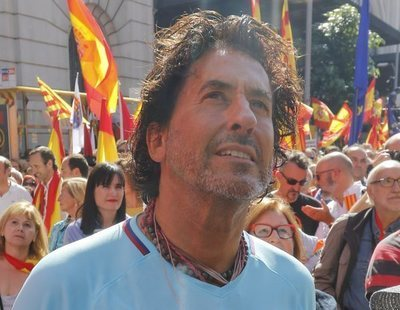 Álvaro de Marichalar ofrece un mitin pro VOX en Miami rezando el 'Padre nuestro'