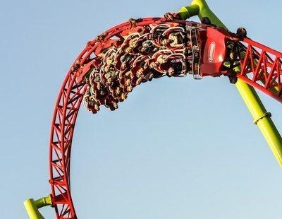 Sin gritos y con mascarillas en las atracciones: así abren los parques de atracciones en Japón