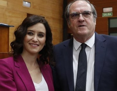 Gabilondo no descarta presentar una moción de censura contra Ayuso