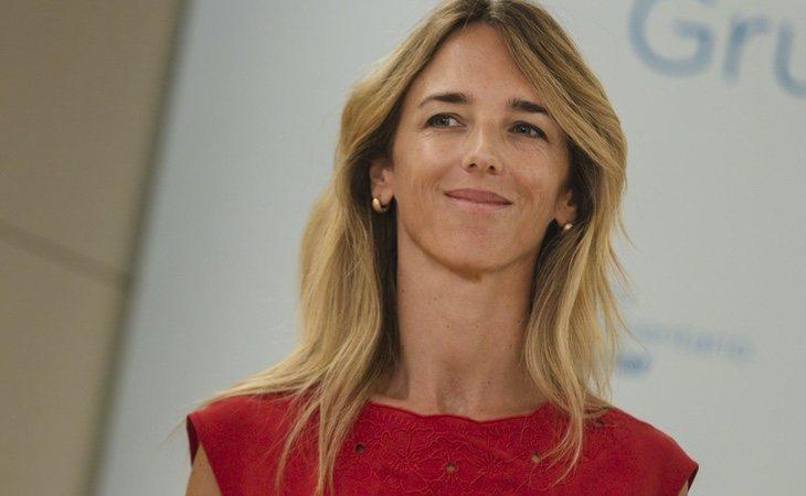 La Faes de Aznar defiende a Cayetana Álvarez de Toledo amparándose en Otegi