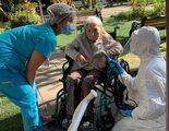 Juanita, la anciana de 111 años con problemas respiratorios que ha vencido al coronavirus