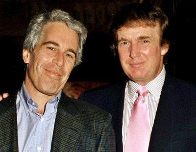 Anonymous afirma que Donald Trump estaba involucrado en el tráfico de menores y violaciones de la red Epstein