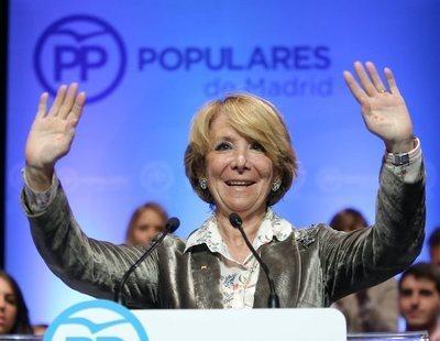 """Aguirre cree que el Gobierno vende que """"España está destruida para construir un régimen bolivariano"""""""