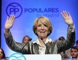 """Aguirre dice que el Gobierno vende que """"España está destruida para construir un régimen bolivariano"""""""