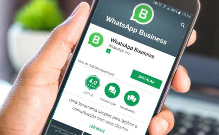 Con WhatsApp Business es posible tener dos cuentas de WhatsApp en un mismo móvil