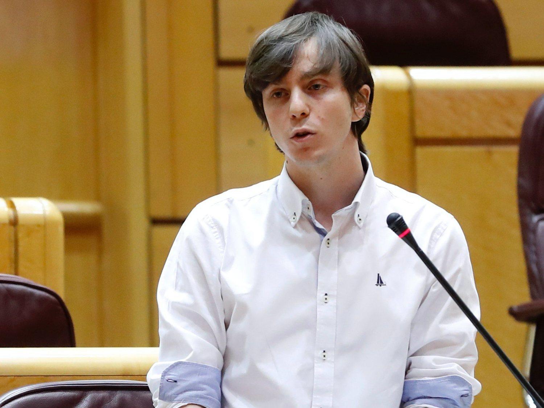 El PP abandona el Senado después de que Rubiño les recuerde la peor cara de la ultraderecha de VOX