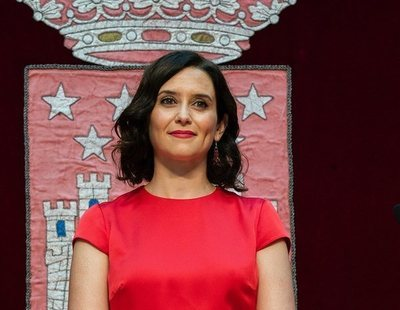 Ayuso destina medio millón de euros públicos a mantener un chalé de lujo