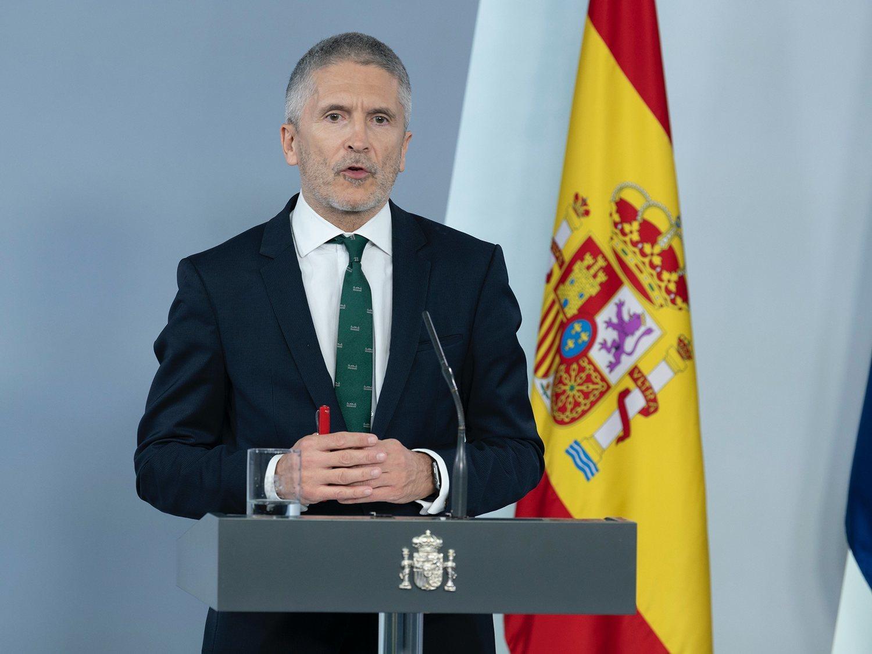 Marlaska recurrió a una orden de Rajoy que obliga a la Guardia Civil a comunicar investigaciones