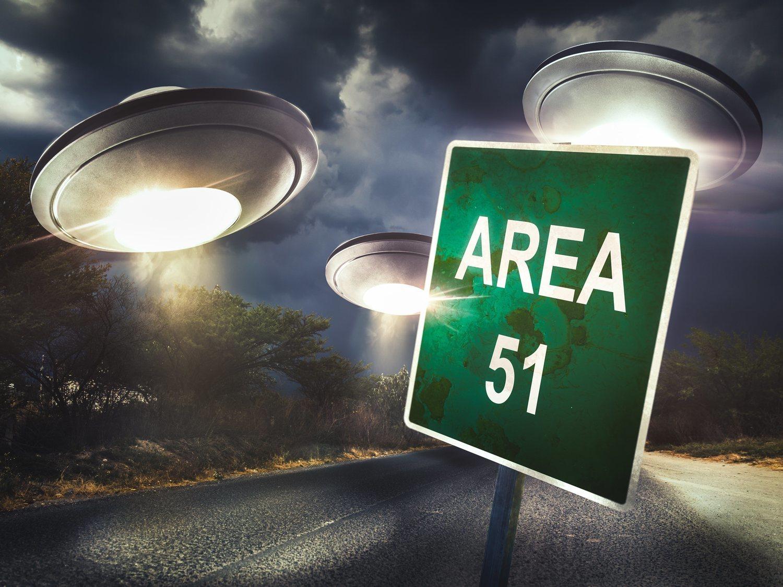 La verdad sobre la advertencia del trabajador del Área 51 alertando sobre aliens atribuida a Anonymous