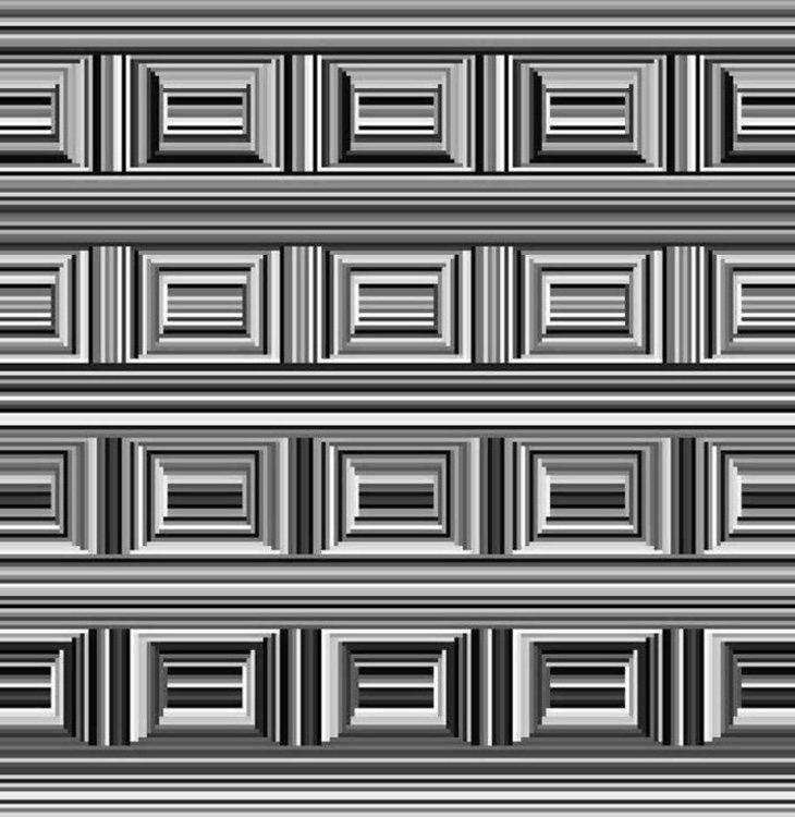 ¿Eres capaz de encontrar los círculos que esconde esta imagen?