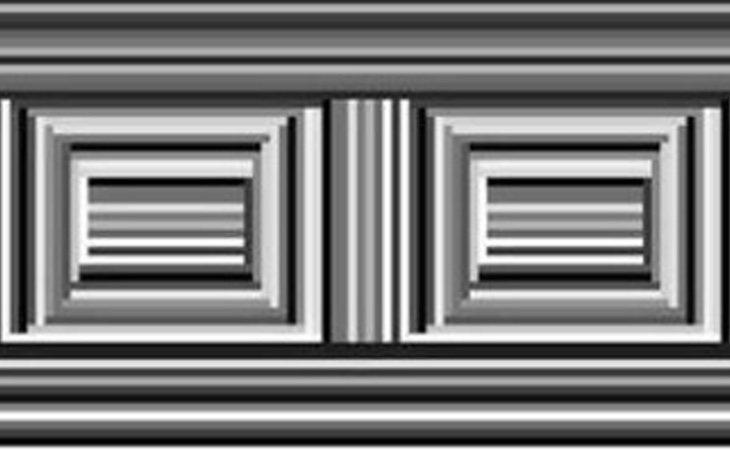 ¿Eres capaz de ver el círculo que se esconde en esta imagen? Hemos hecho zoom