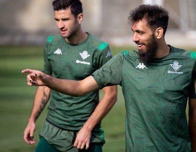 Ataques homófobos al futbolista Borja Iglesias por pintarse las uñas de negro