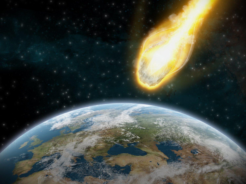 Un asteroide potencialmente peligroso del tamaño de siete campos de fútbol amenaza la Tierra