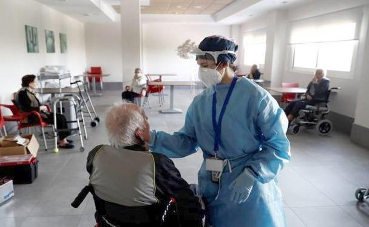 Las residencias han sido los centros más golpeados por el coronavirus