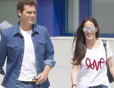 Malú y Albert Rivera ya son padres de Lucía, su primera hija
