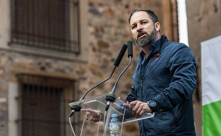 Santiago Abascal pide restringir al máximo el número de usuarios que pueden acceder a la sanidad pública